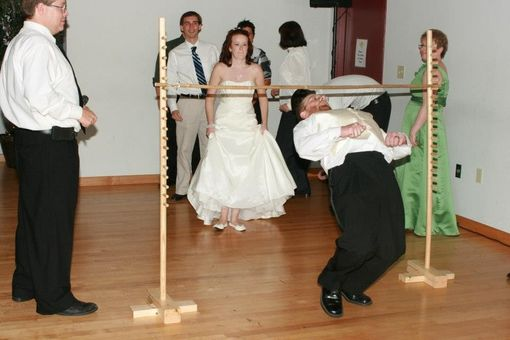 Custom Made Full-Sized Limbo Set - Wedding Gift - 'Odd' Jobs