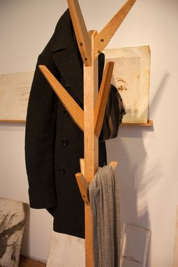 Custom Made 3/4 Coat Rack