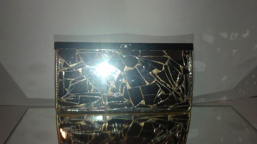 Custom Made Clutch 001 (All Mirrored)
