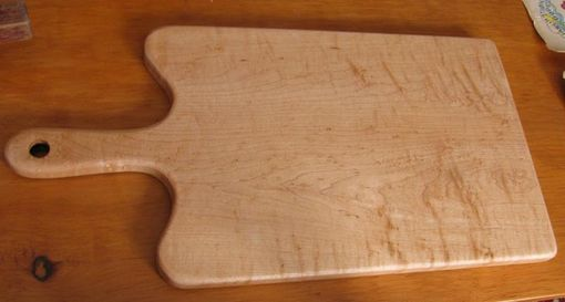 Custom Made Custom Cutting And Serving Boards From Midwestern Hardwood - Engraving Available