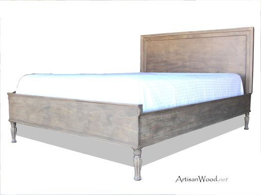 Custom Made Vintage  Queen Bed