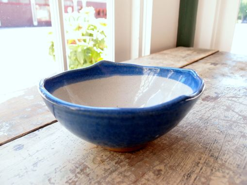 Custom Made Blue And White Bowls