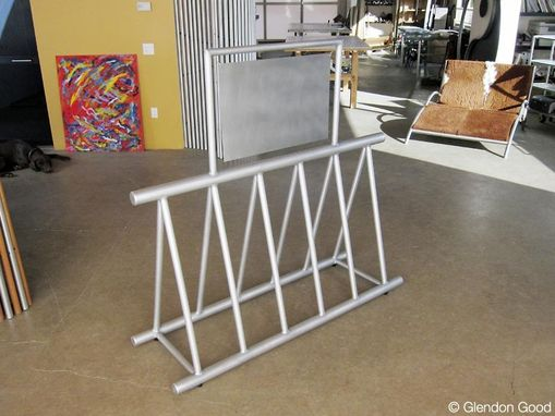 Custom Made Bicycle Racks