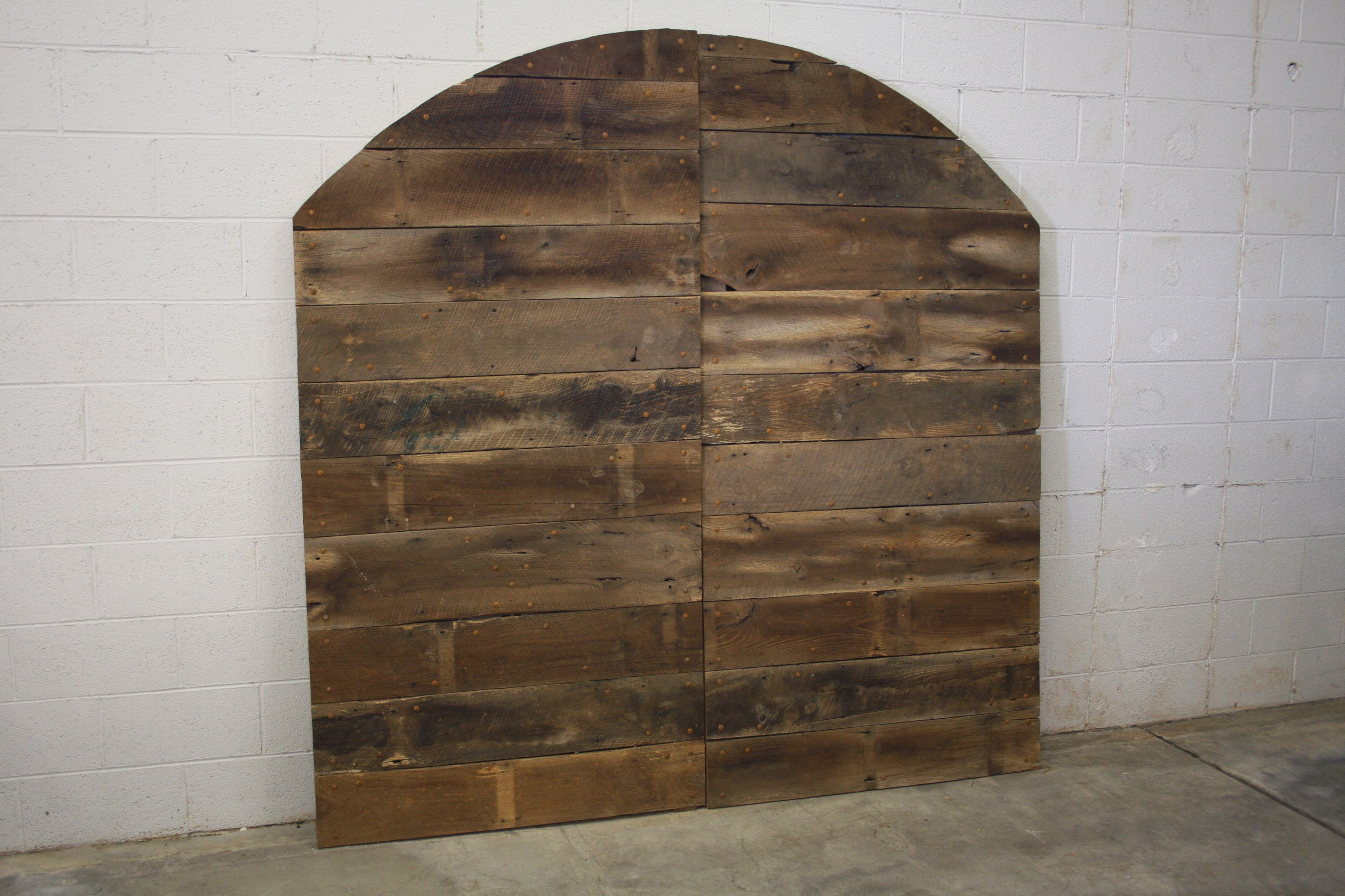barn watch barns arched youtube diy door sliding