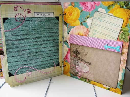 Custom Made Every Day Is A Blessing - Album And Journal 7.5x9 Inches