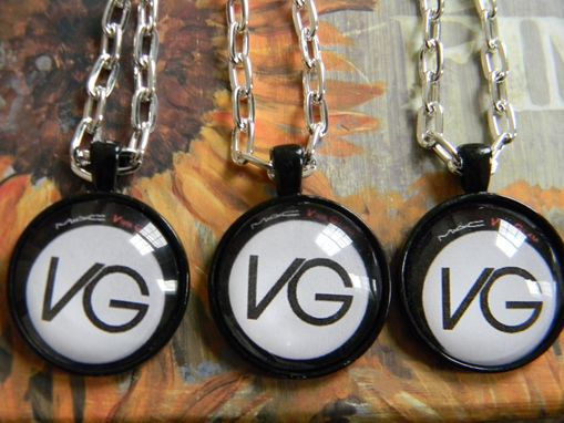 Custom Made Custom Made Pendant Necklace For Viva Glam Mac
