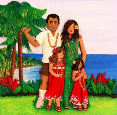 Custom Made Family / Individual Portraits