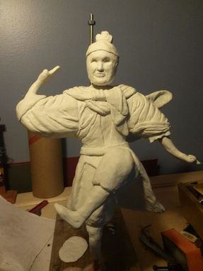 Custom Made Karate God Busaganashi