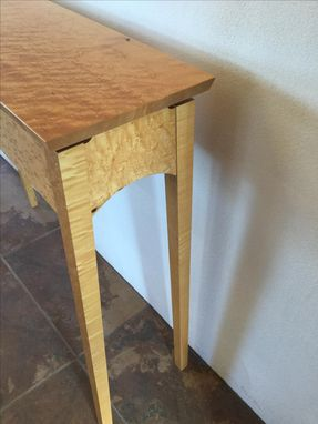 Custom Made Foyer Tables
