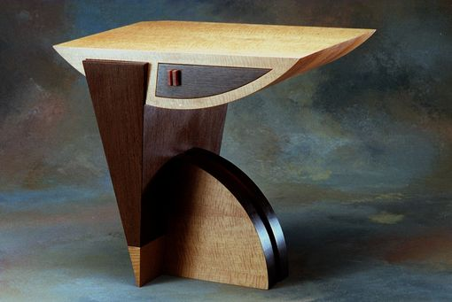 Custom Made Cantilevered Table