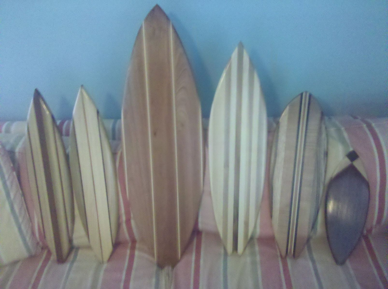 Surfboard Wall Art custom made medium surfboard wall artgood surf skateboards