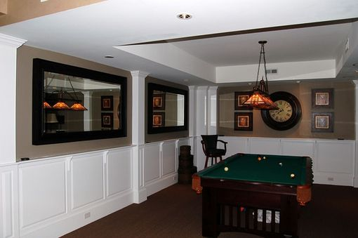 Custom Made Game Room