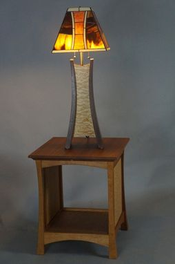 Custom Made Table Lamp