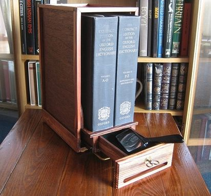 Custom Made Dictionary Case
