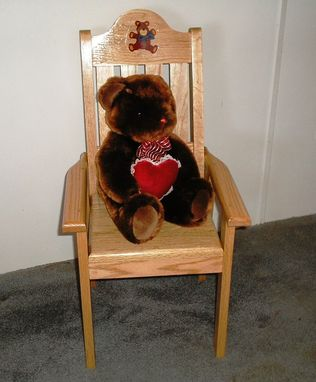Custom Made Child Chair