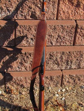 Custom Made Leather Gun Sling