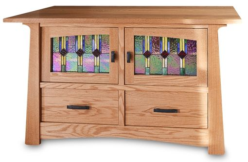 Custom Made Entertainment Cabinet / Sideboard