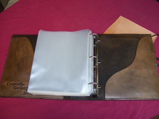Custom Made Custom Photo Album