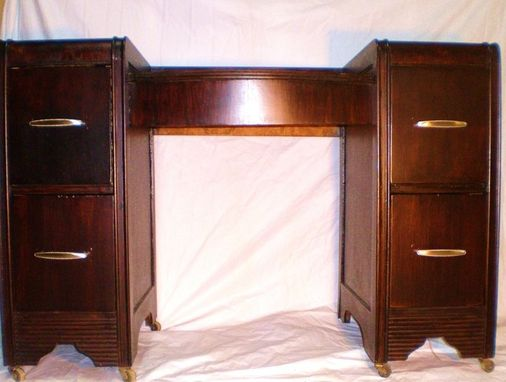 Custom Made Art Deco Vanity