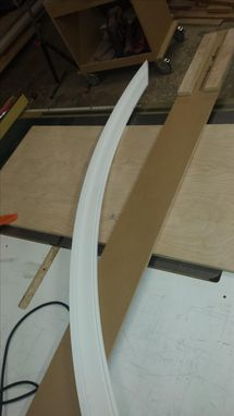 Custom Made Curved Trim