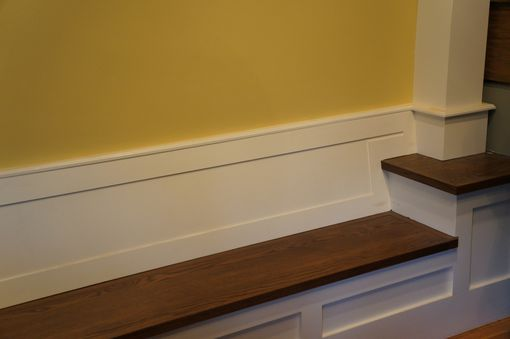 Custom Made Foyer Bench
