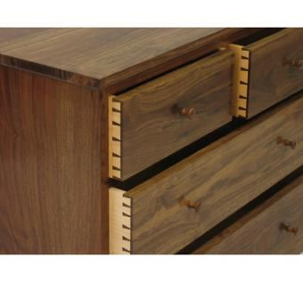 Custom Made Four Drawer Shaker Chests