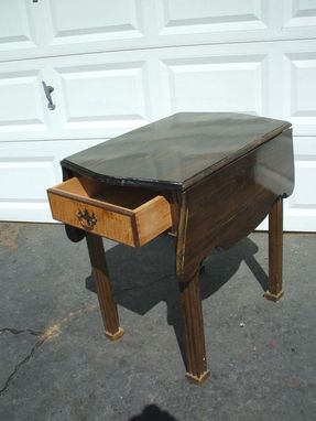 Custom Made Pembroke Table