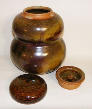 Custom Made Wood-Fired Cremation Urns