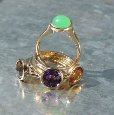 Custom Made The Chroma Ring Collection
