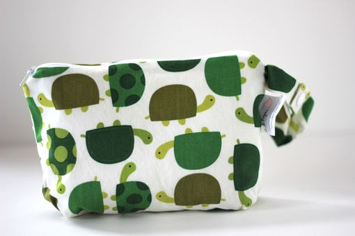 Custom Made Large Gusseted Messy Bags (Snack Bags) - Turtles