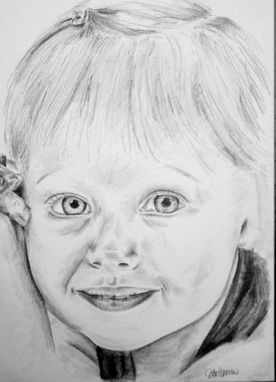 Custom Made Child Portrait