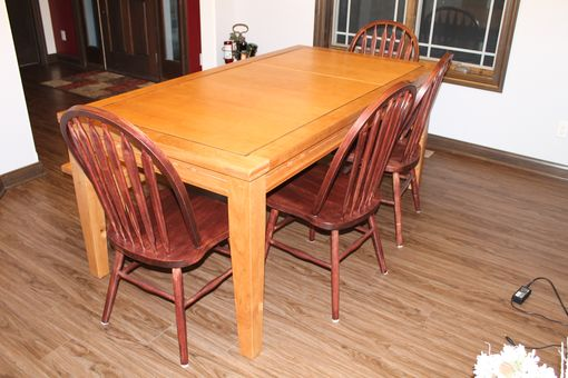 Custom Made Gaming Table / Dining Table