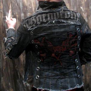 Kim Kylla Kylla Custom Rock Wear Charlottesville Va