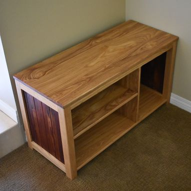 Custom Made Shoe Bench