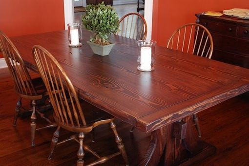 Custom Made Reclaimed Barn Wood Dining Table