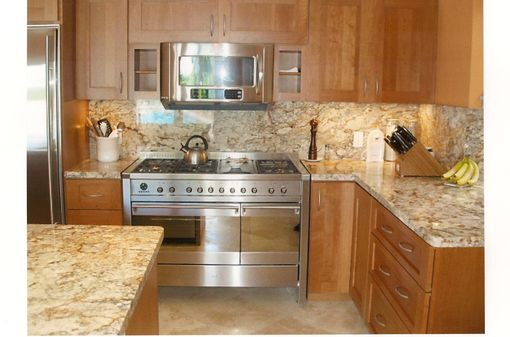 Custom Made St. Croix Kitchen