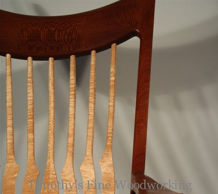 Custom Made Rocking Chair: Dreamtime
