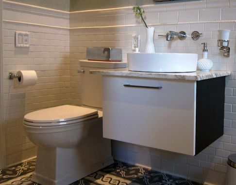 Custom Made Bathroom Renovation