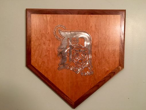 Custom Made Athletic Wall Plaque