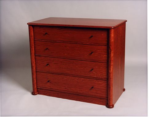 Custom Made Bubinga Chest