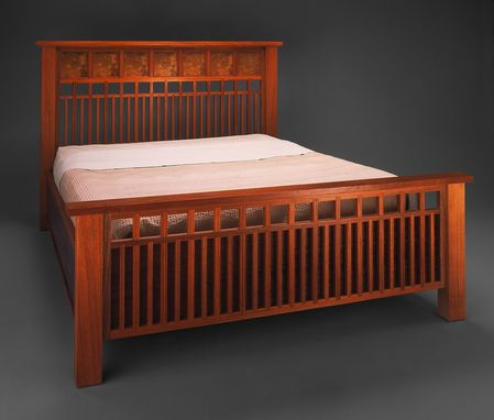 Custom Made Caroline's Bed