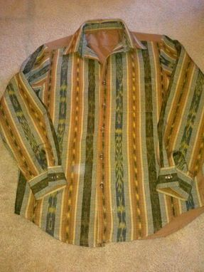 Custom Made Men's Shirt