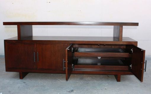 Custom Made Pasadena Media Console