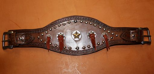 Custom Made Texas Star Gunbelt