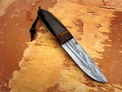 Custom Made Custom Handmade Knife 12