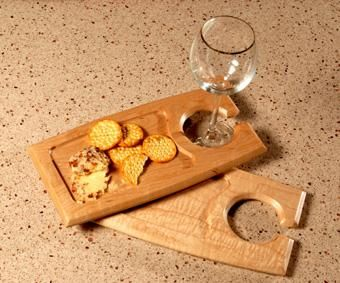 Custom Made Wine & Cheese Party Trays