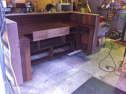 Custom Made Reception Desk, Retail Counter