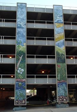Custom Made Department Of Environmental Quality Mural