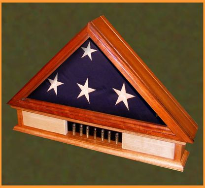 Custom Made Cases For U.S. Flags