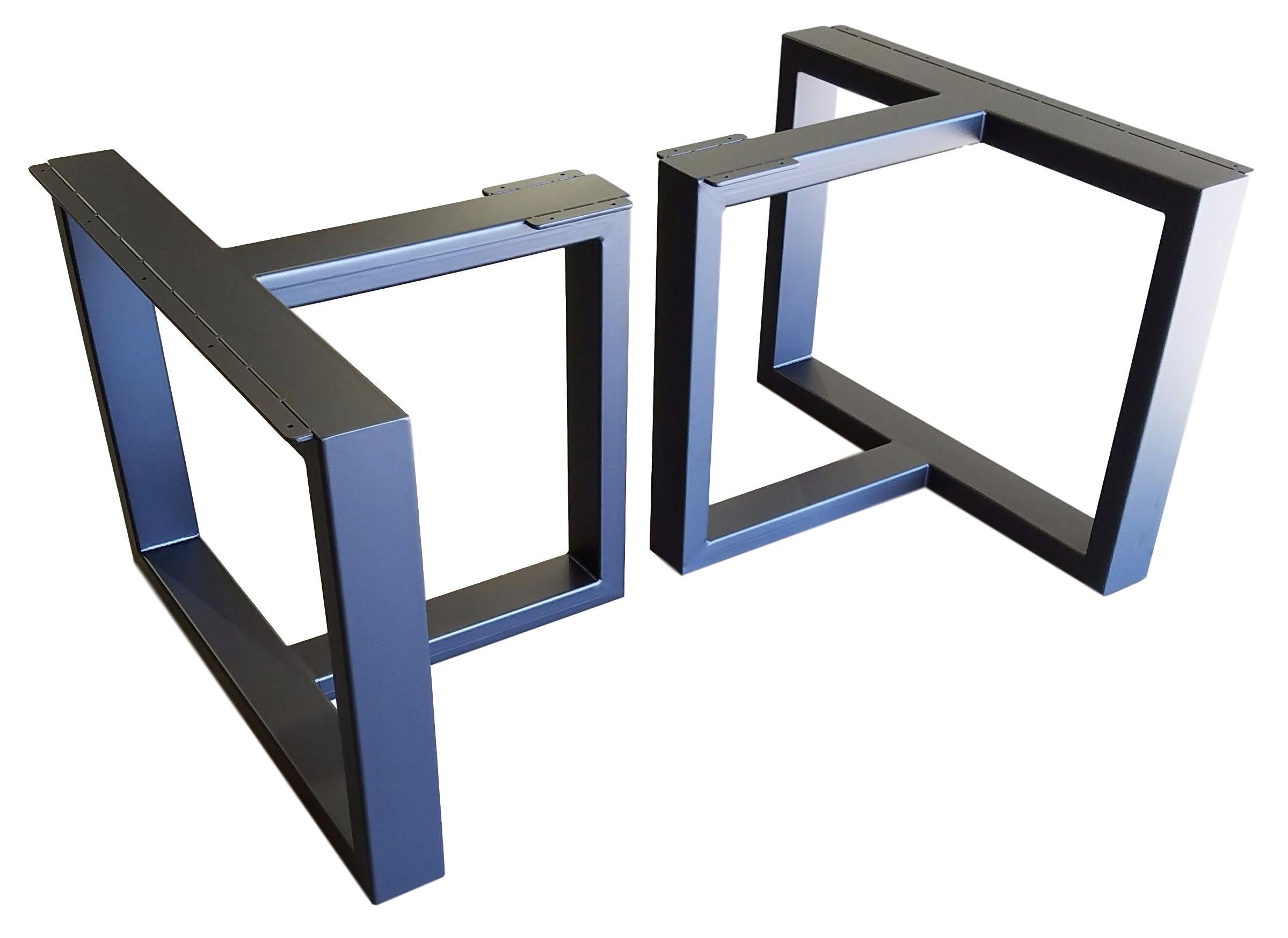 Custom Metal Table Legs Tribeca By Urban Ironcraft CustomMadecom - How to make metal table legs
